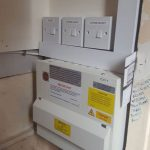 fuse board house rewire Sheffield